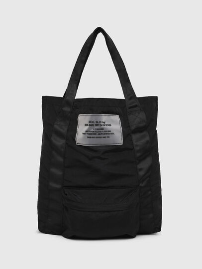 Diesel - SHOPAK, Black - Shopping and Shoulder Bags - Image 1