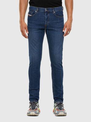 D-Luster 009DG, Medium blue - Jeans