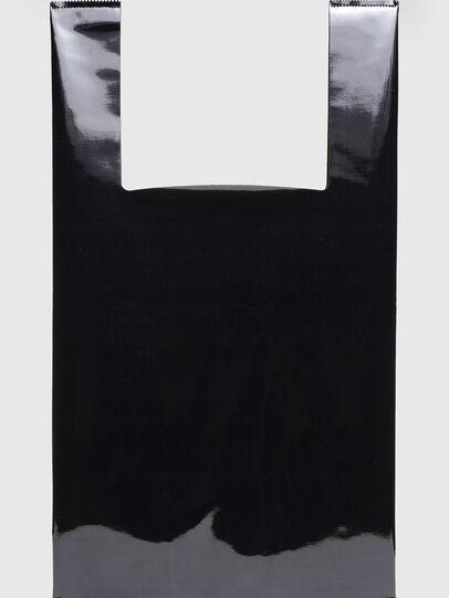 Diesel - GAR BAG M, Black - Shopping and Shoulder Bags - Image 2