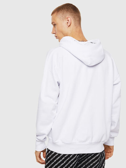 Diesel - S-ALBY-COPY-J1, White - Sweaters - Image 3