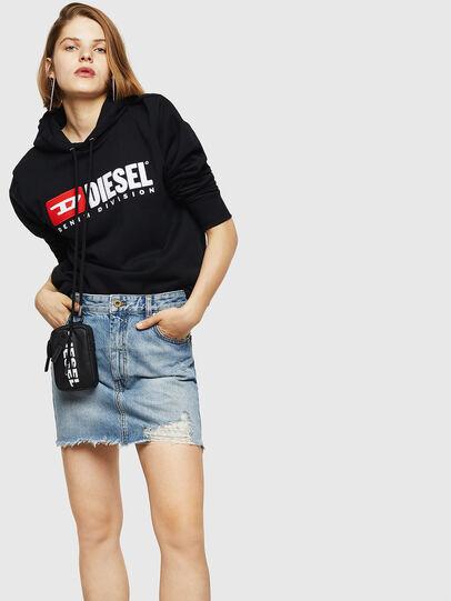 Diesel - DE-ELLE,  - Skirts - Image 6