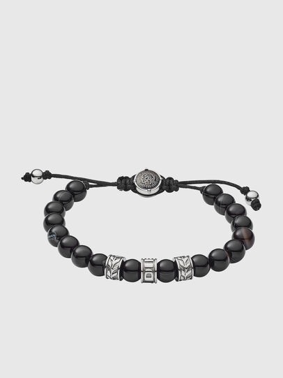 Diesel - DX1101, Black - Bracelets - Image 1