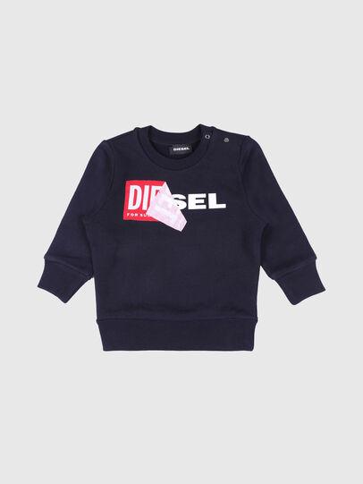 Diesel - SALLIB, Navy Blue - Sweaters - Image 1