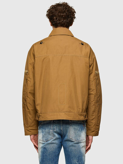 Diesel - J-THOMPSON, Light Brown - Jackets - Image 2
