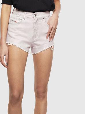 DE-HIGWEI, Pink - Shorts
