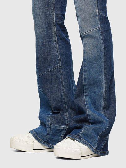 Diesel - D-Ebbey 009NP, Medium blue - Jeans - Image 6