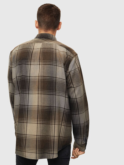 Diesel - S-MILLERIN, Black - Shirts - Image 2