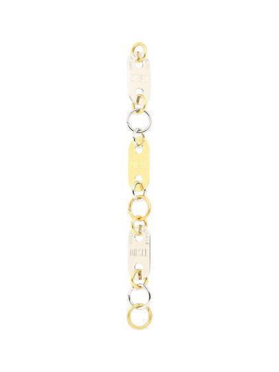 Diesel - N-MIT, Gold - Bijoux and Gadgets - Image 1