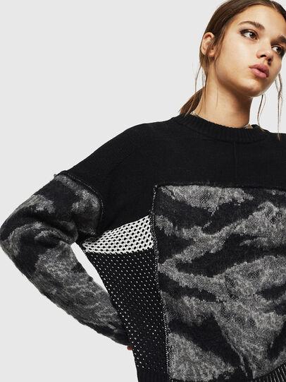 Diesel - M-POST,  - Knitwear - Image 4