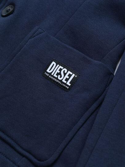 Diesel - SBANNY, Dark Blue - Sweaters - Image 3