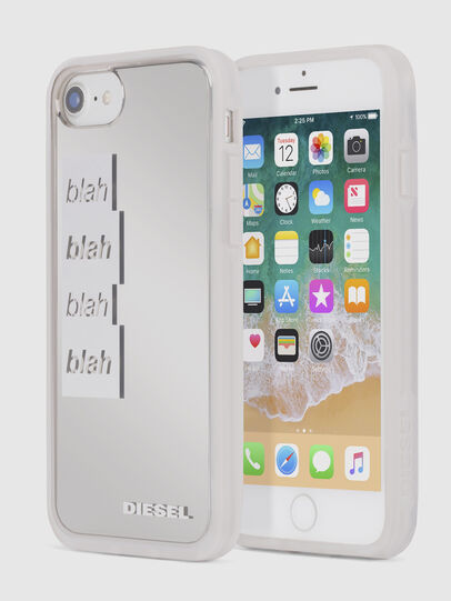 Diesel - BLAH BLAH BLAH IPHONE 8 PLUS/7 PLUS/6s PLUS/6 PLUS CASE, White - Cases - Image 1