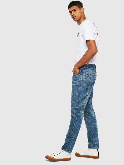 Diesel - D-Vider 0079D, Medium blue - Jeans - Image 4