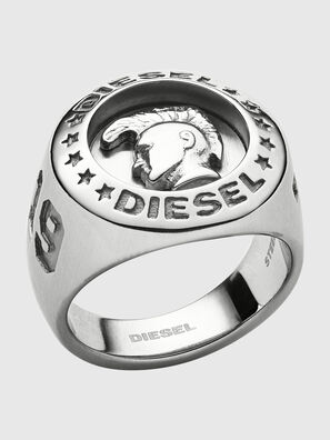 DX1231, Silver - Rings