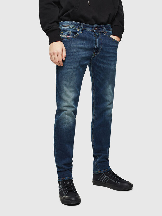 Thommer 084BU, Dark Blue - Jeans