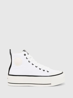 S-ASTICO MC WEDGE, White - Sneakers