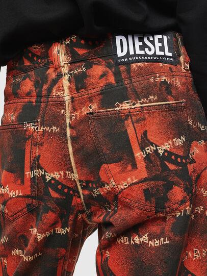Diesel - D-Macs 069KR, Red - Jeans - Image 5