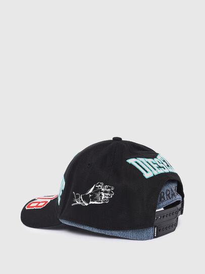 Diesel - CERA, Black - Caps - Image 2