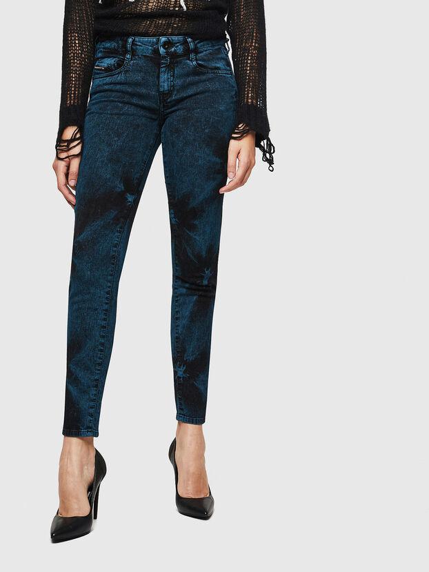 D-Ollies JoggJeans 084AF, Black/Dark grey - Jeans