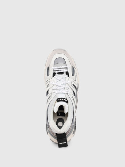 Diesel - S-KIPPER LOW TREK, White/Grey - Sneakers - Image 5