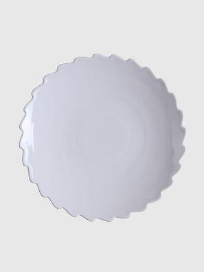 10985 MACHINE COLLEC, White - Plates
