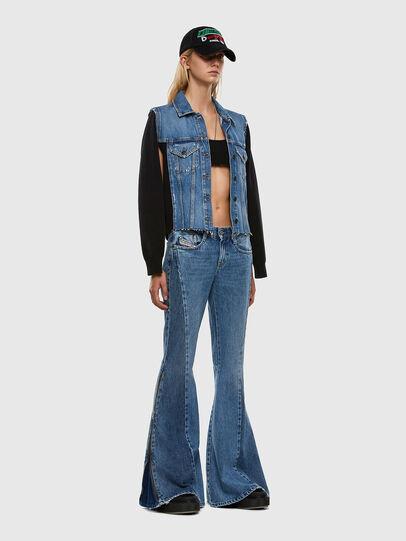 Diesel - D-Ferenz 009JD, Light Blue - Jeans - Image 7