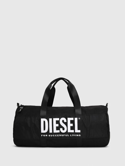 Diesel - BBAG-UFFLE, Black - Beachwear accessories - Image 1