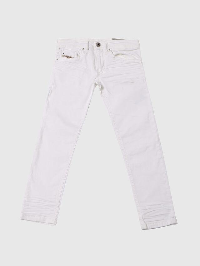 Diesel - THOMMER-J, White - Jeans - Image 1