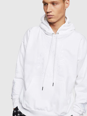 S-ALBY-B5, White - Sweaters