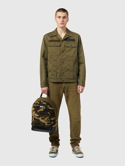 Diesel - J-FULLER, Military Green - Jackets - Image 4