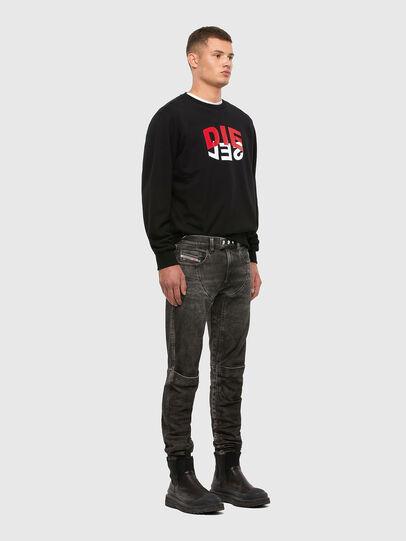 Diesel - D-Dean 009LI, Black/Dark grey - Jeans - Image 6