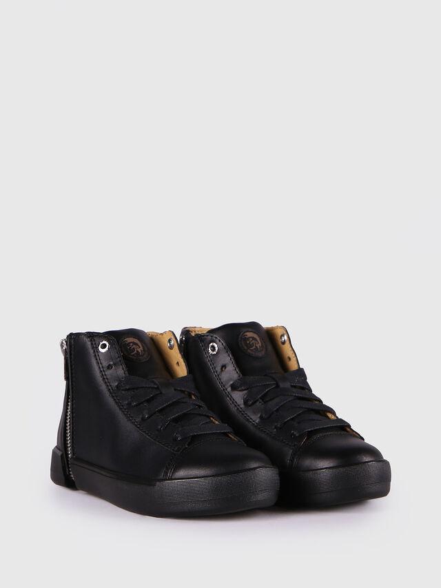 Diesel - SN MID 24 NETISH CH, Black - Footwear - Image 2