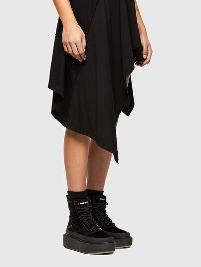 Diesel - D-STORM-A1, Black - Dresses - Image 4