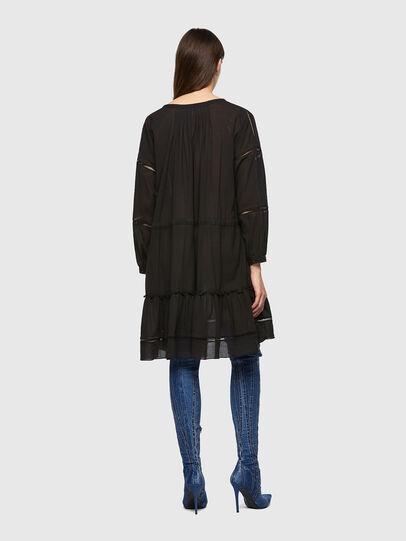 Diesel - D-CECILIA, Black - Dresses - Image 2