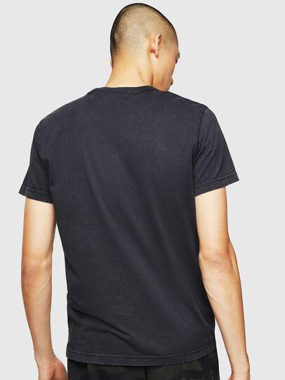 Diesel - T-DIEGO-B14, Black - T-Shirts - Image 2