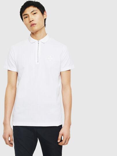 Diesel - T-TRITEN, White - T-Shirts - Image 1
