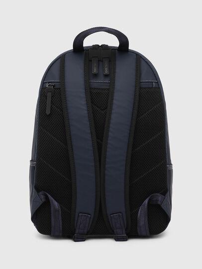 Diesel - BOLD BACK II, Dark Blue - Backpacks - Image 2
