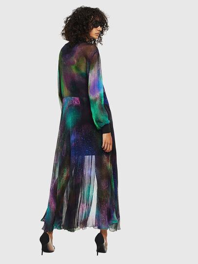 Diesel - D-RAH-A, Multicolor - Dresses - Image 2