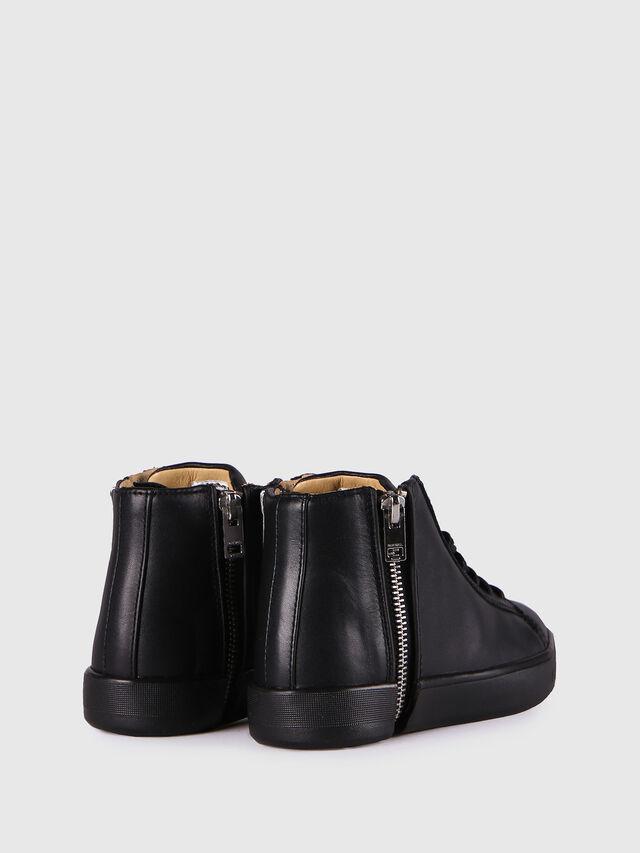 Diesel - SN MID 24 NETISH YO, Black - Footwear - Image 3