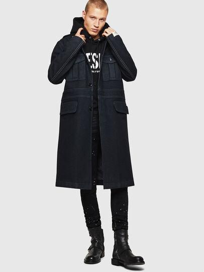 Diesel - W-TIMOTEV, Black - Winter Jackets - Image 7