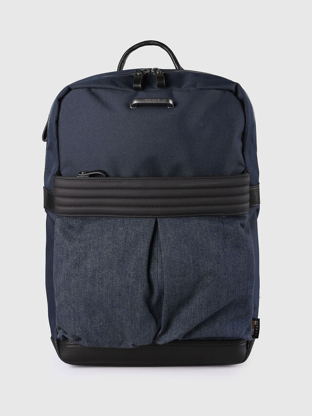M-PROOF BACK, Blue Jeans