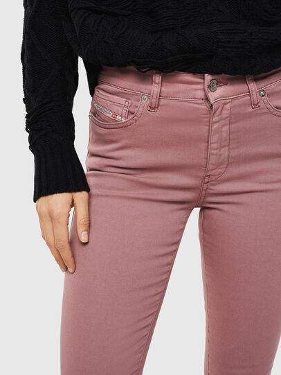 Diesel - D-Roisin 0096H, Pink - Jeans - Image 3