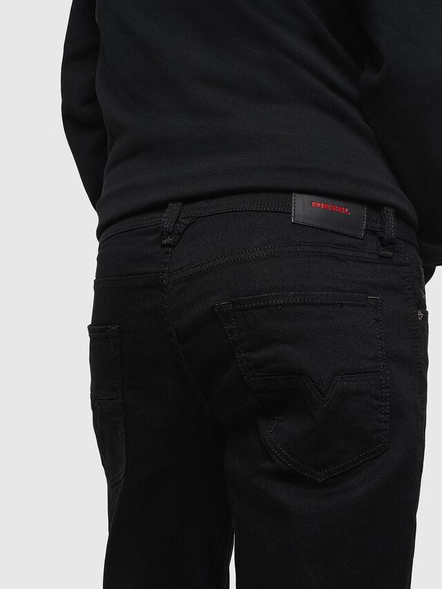 Diesel Larkee-Beex 0688H, Black/Dark grey - Jeans - Image 4