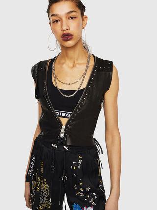 L-SKYLA,  - Leather jackets