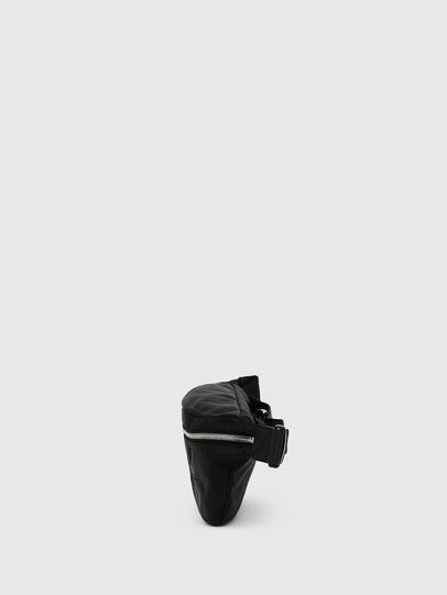 Diesel - FELTRE, Black - Belt bags - Image 3