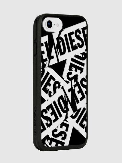 Diesel - MULTI TAPE BLACK/WHITE IPHONE 8/7/6S/6 CASE,  - Cases - Image 6