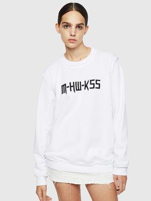 F-LYANY-H, White - Sweaters