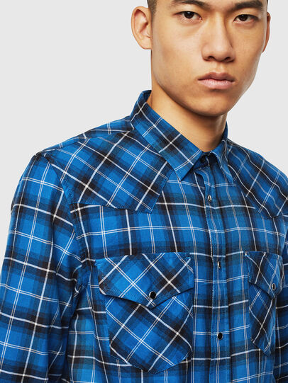 Diesel - S-EAST-LONG-N,  - Shirts - Image 3