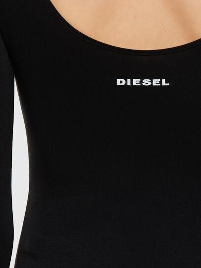 Diesel - UFBY-BODY-LS, Black - Bodysuits - Image 3
