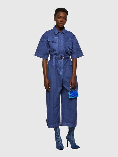 Diesel - DE-MARTY-SP, Blue - Jumpsuits - Image 6