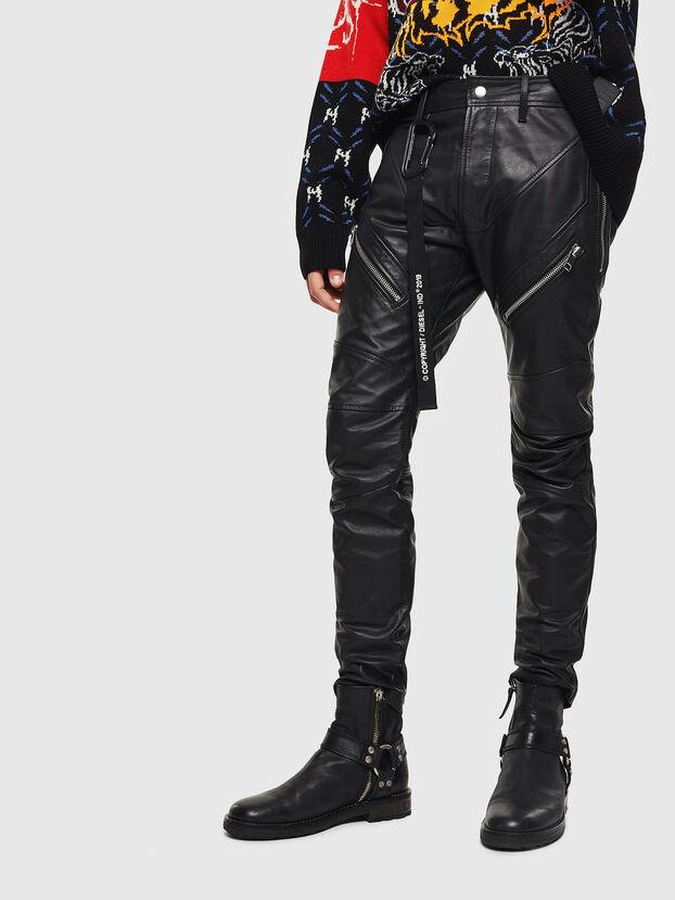 P-VON-L, Black - Pants